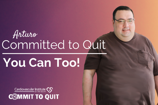 Arturo Committed to Quit