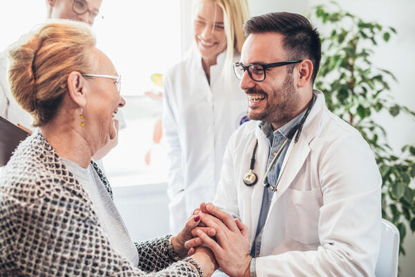 active role in healthcare