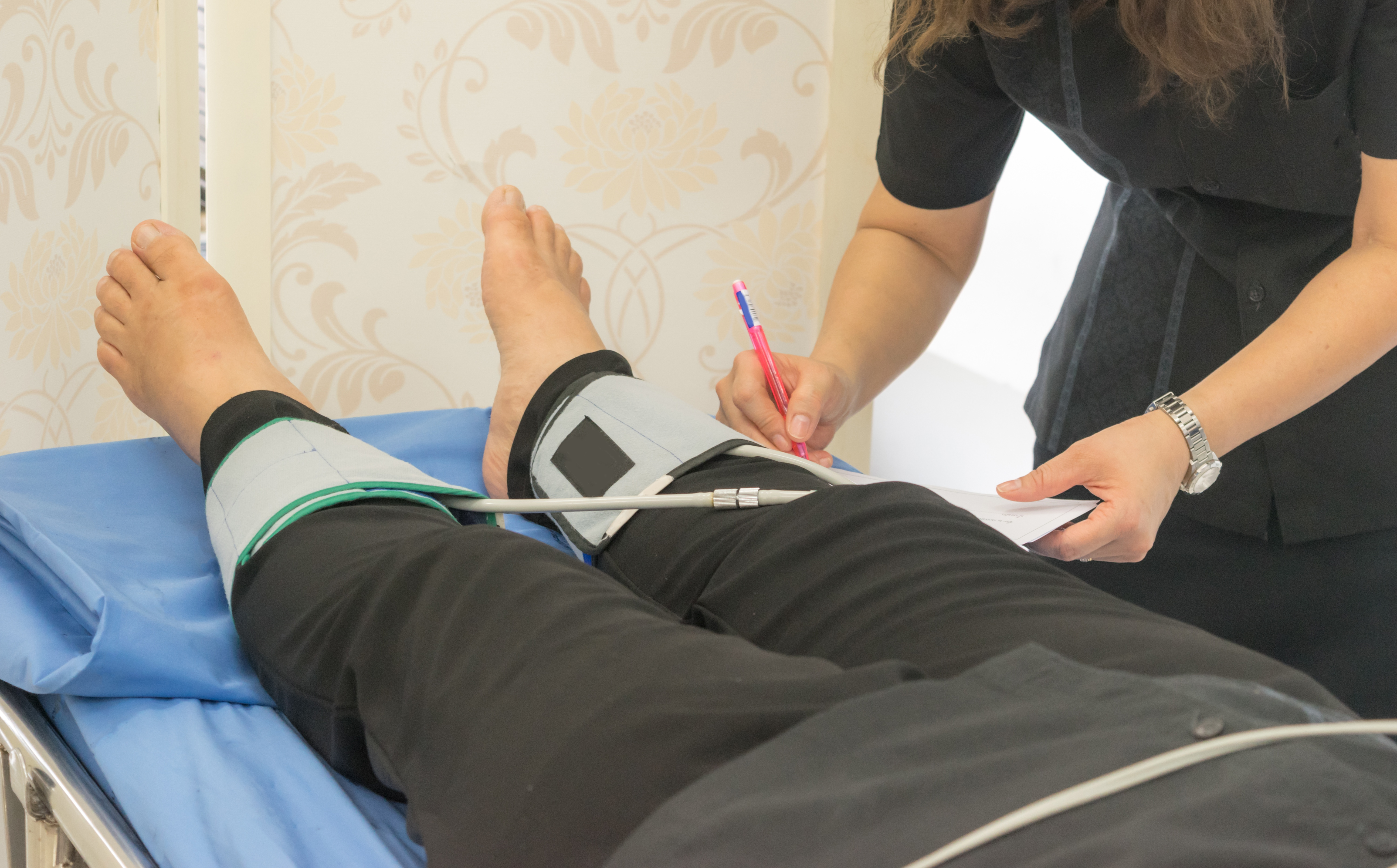 Ankle Brachial Index Abi A Useful Diagnostic Tool For Pad