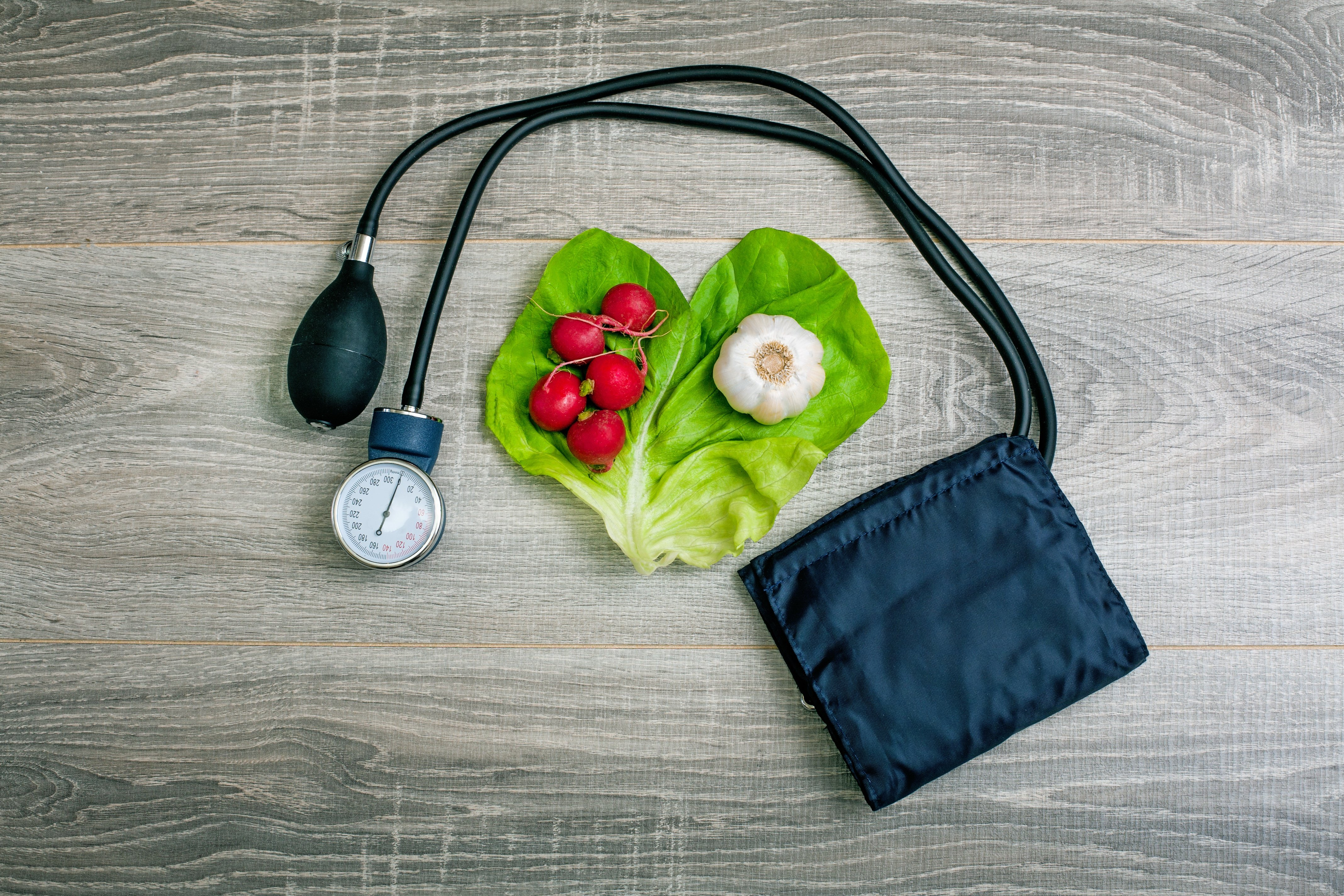 lower blood pressure without medication
